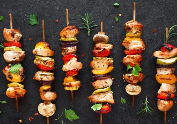Brochetes - ideas originales para prepararlos